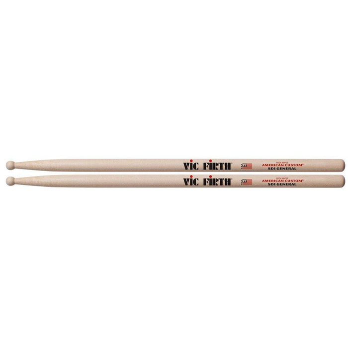 Vic Firth SD1 Drum Sticks (Pair) Spokane sale Hoffman Music 750795000012