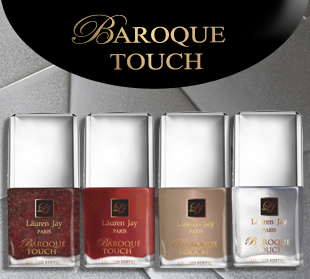 BAROQUE TOUCH NAIL COLLECTION