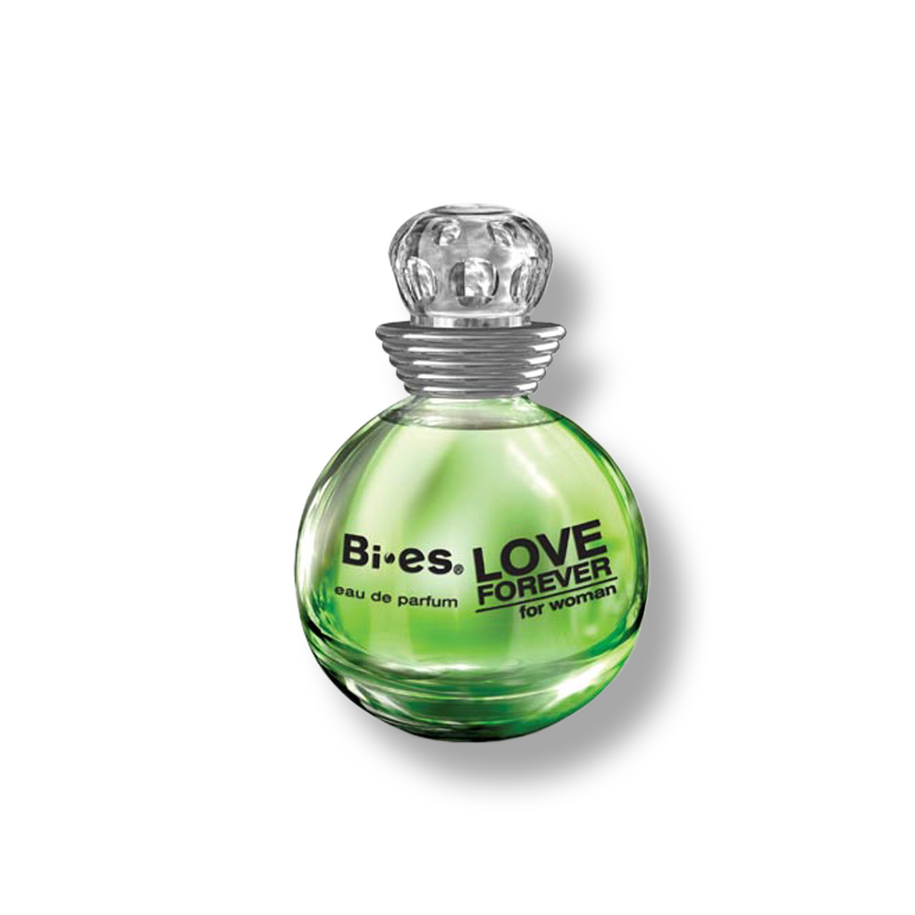 Love Forever Green For Woman Eau De Parfum 100ml