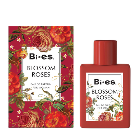 Blossom Roses For Woman Eau De Parfum 100ml