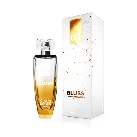 CHATLER Bluss Orange Woman Eau De Parfum 100ml