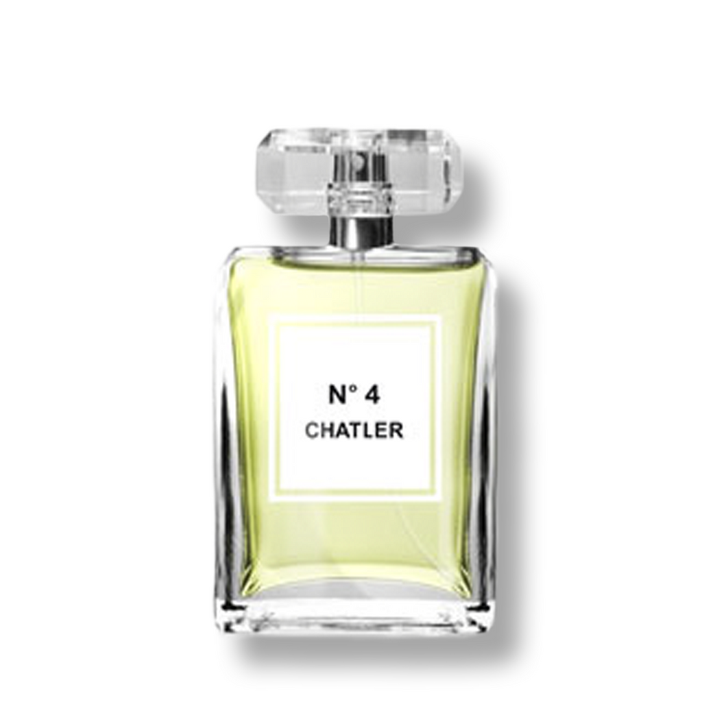 No.4 Chatler Woman Eau De Parfum 100ml