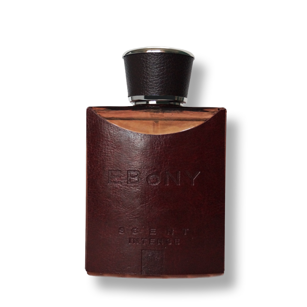 Fragrance World Ebony Scent Intense UNISEX Eau de Parfum 100ml