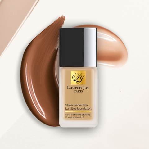 SHEER PERFECTION LUMIÈRE FOUNDATION