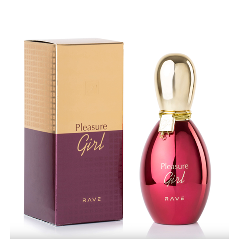 Pleasure Girl Eau De Parfum 100ml
