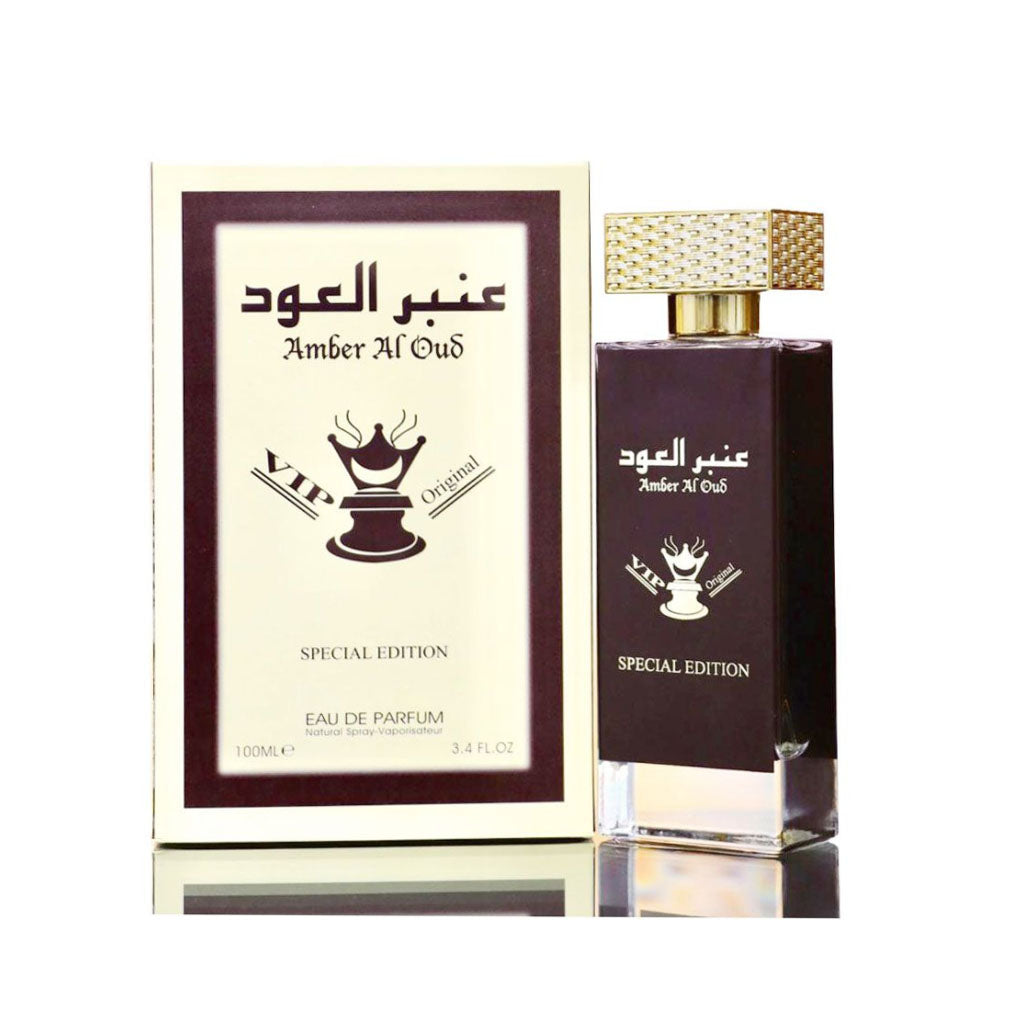 FRAGRANCE WORLD AMEER AL OUD VIP ORIGINAL 100ML EDP UNISEX