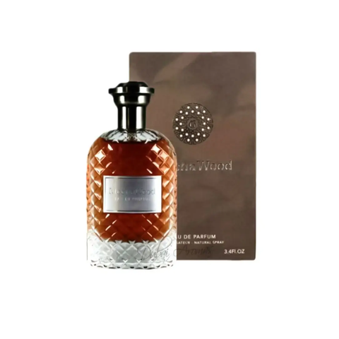 Fragrance World MOCHA WOOD Eau De Parfum 100ml
