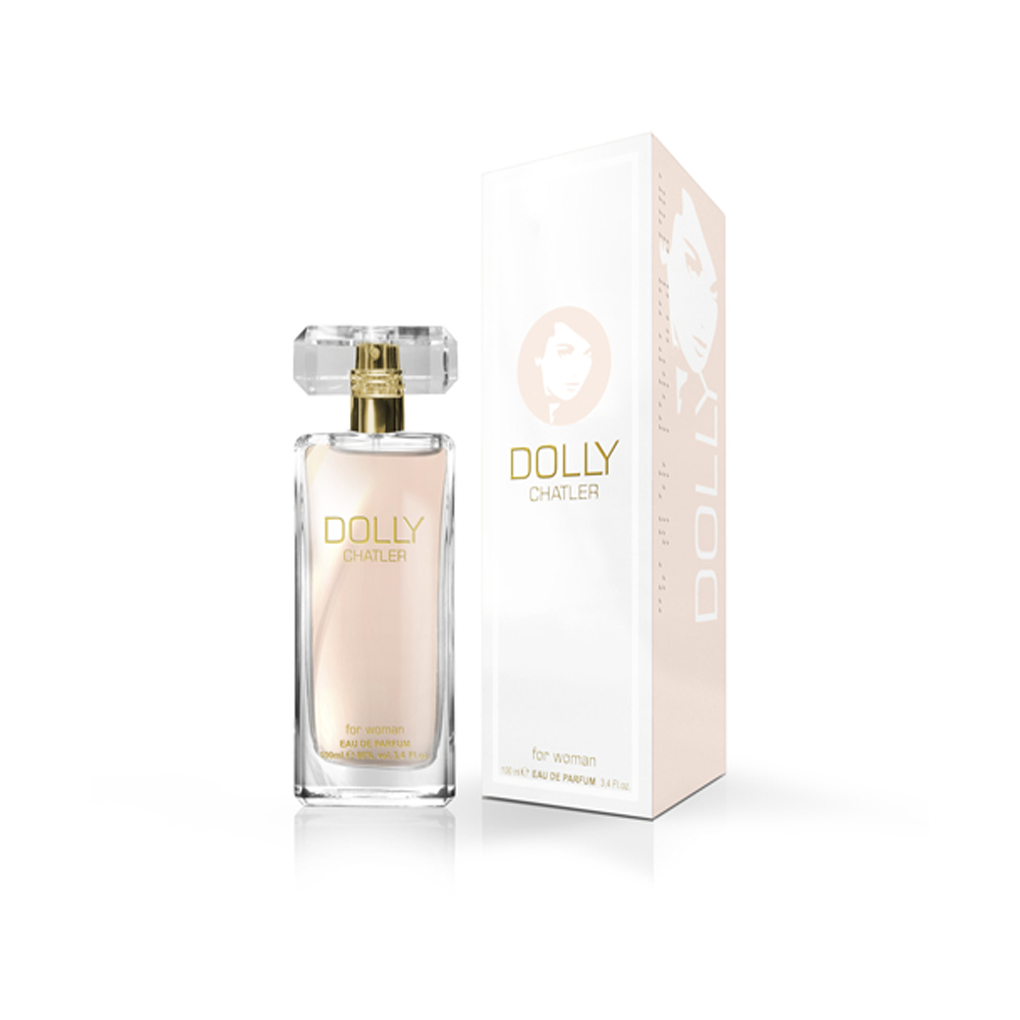 CHATLER DOLLY FOR WOMEN 100ml Eau De Parfum