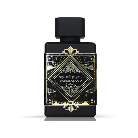 Badee Al Oud (Oud for Glory) By Lattafa Eau De Parfum 100ml UNISEX