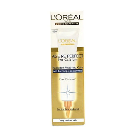 L'Oreal Age Re-Perfect Pro-Calcium Anti-Brown Spot Concentrate 30ml