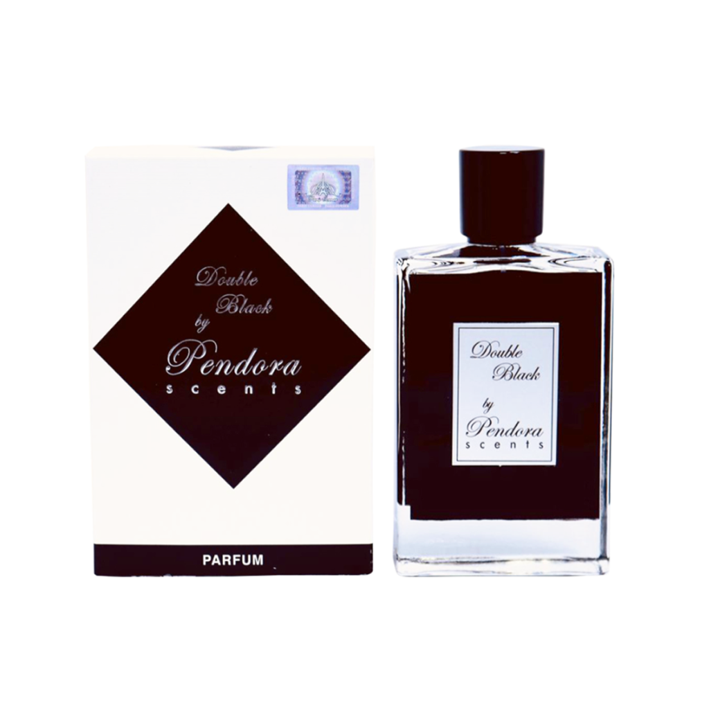 DOUBLE BLACK BY PENDORA SCENTS  parfum 50ML