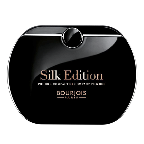 Bourjois Silk Edition Compact Powder  055 GOLDEN HONEY