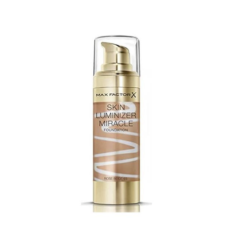 Skin Luminizer Foundation by Max Factor 65 Rose Beige 30ml