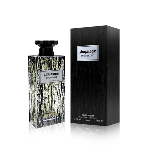 INTENSE OUD BY ARABIYAT  Eau De Parfum 100ml