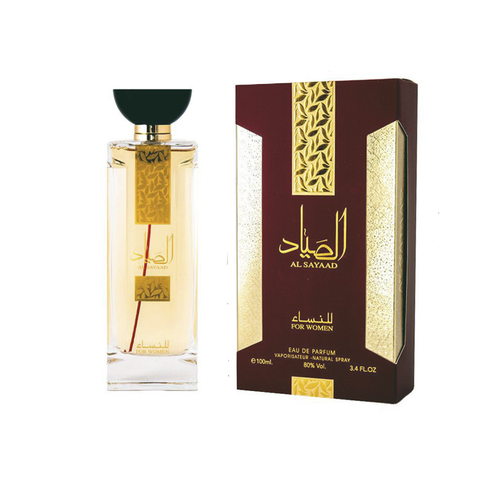 AL SAYAAD FOR WOMEN BY ARD AL ZAAFARAN 100ML EDP