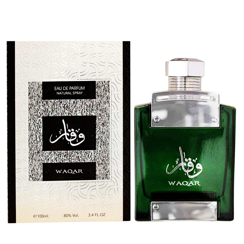 Waqar For Men Eau De Parfum 100ml