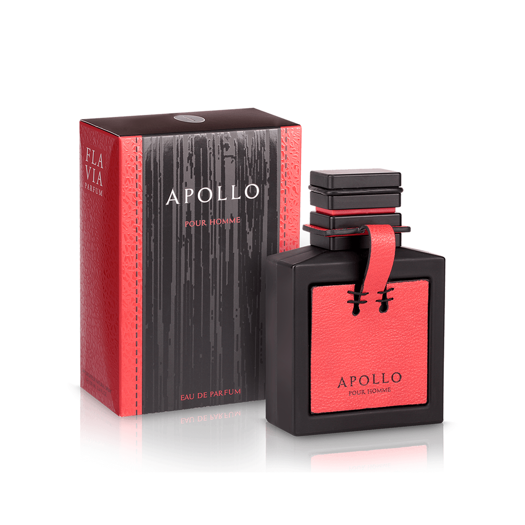 FLAVIA APOLLO MEN Eau De Parfum 100ml