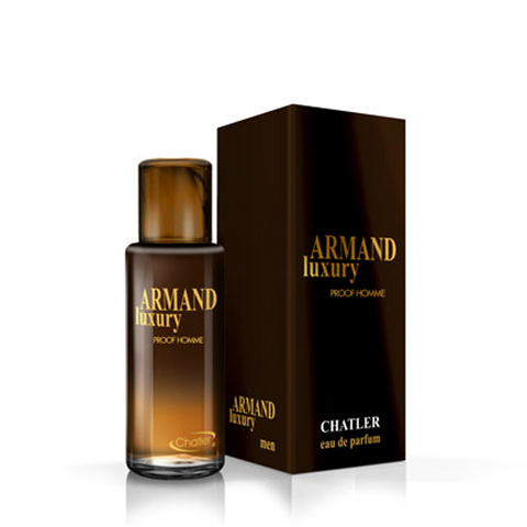 Armand Luxury Proof Men Eau De Parfum 100ml