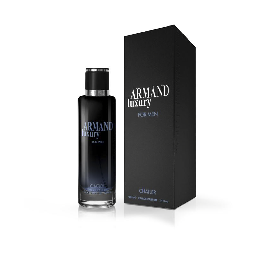 CHATLER ARMAND LUXURY FOR MEN 100ML Eau De Parfum