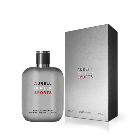 CHATLER Aurell Sport Men Eau De Parfum 100ml