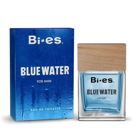 Blue Water For Man Eau De Toilette 100ml