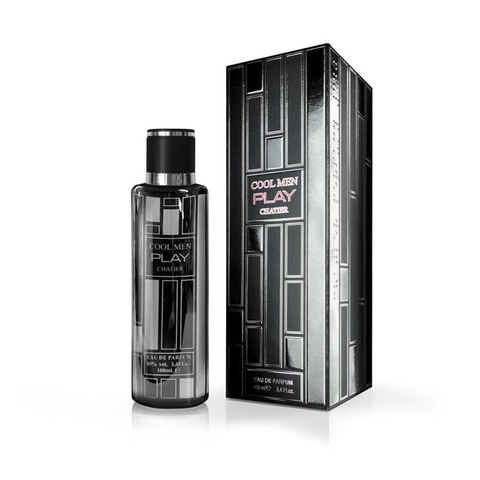 CHATLER Cool Men Play Eau De Parfum 100ML