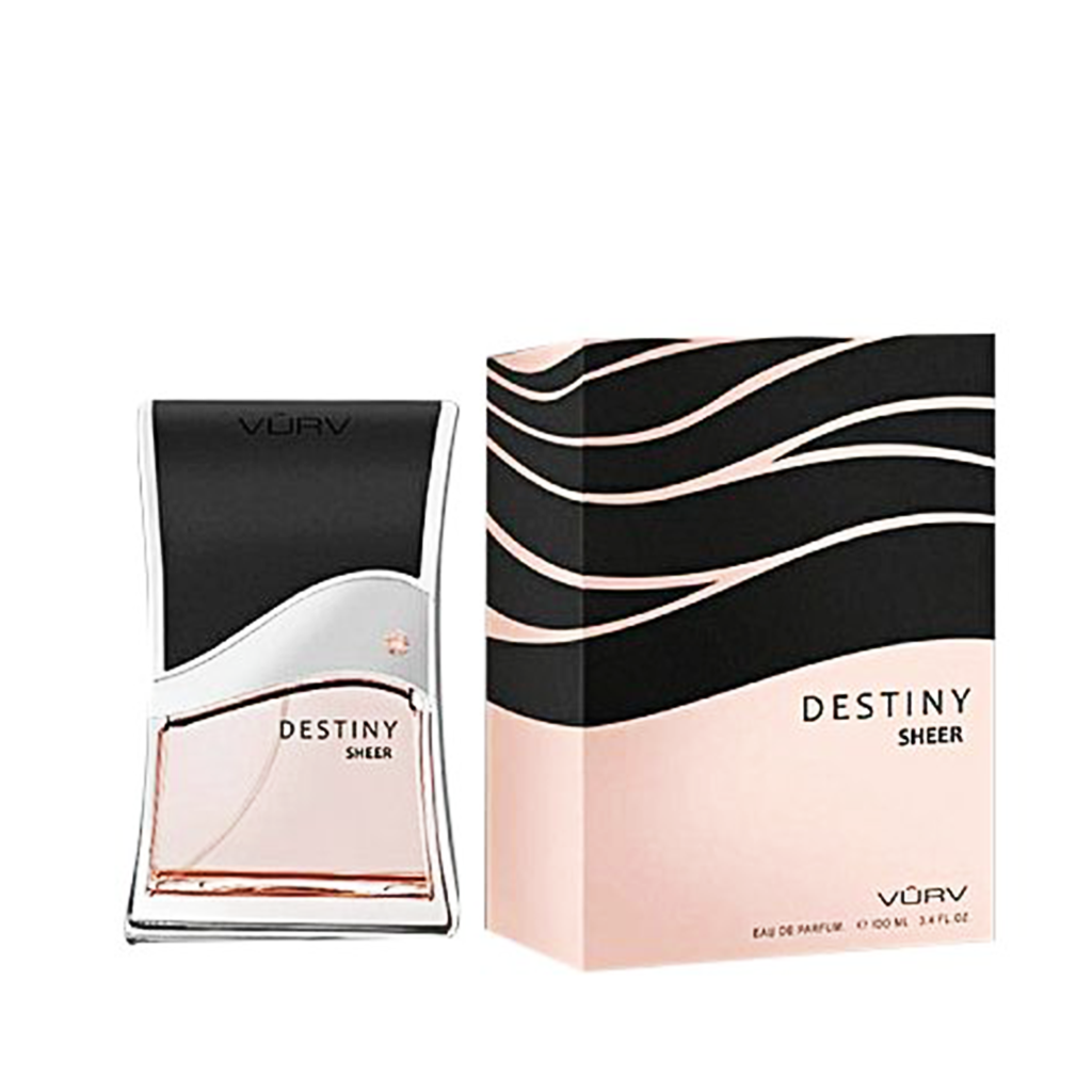 Destiny Sheer For Her Eau De Parfum 100ml