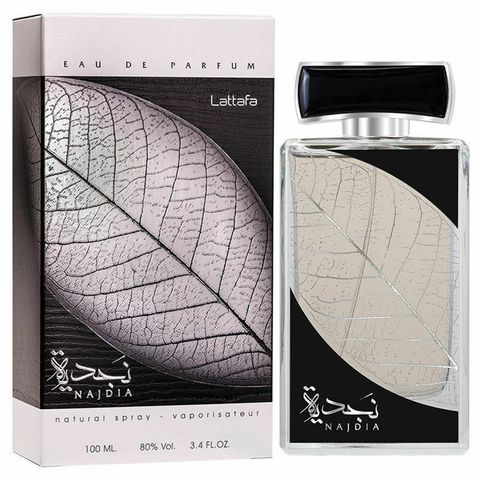 LATTAFA Najdia For Men Eau De Parfum 100ml
