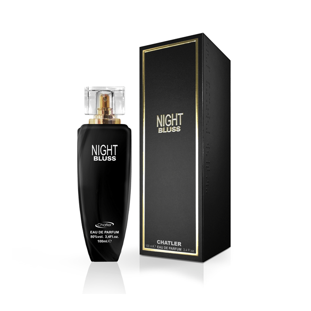 CHATLER Bluss Night Woman Eau De Parfum 100ml