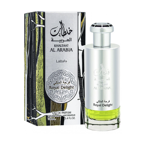 LATTAFA Khaltaat Al Arabia delight Eau De Parfum 100ml Unisex