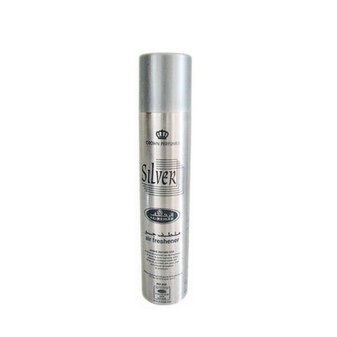 AL REHAB Silver Air Freshener  300ml