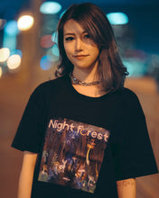 [Pre-Order] NIGHT FOREST TEE - FRONT PRINT [S-2XL]