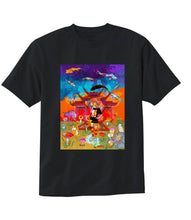 [Pre-Order] TRIPPY ART TEE - FRONT PRINT [S-2XL]