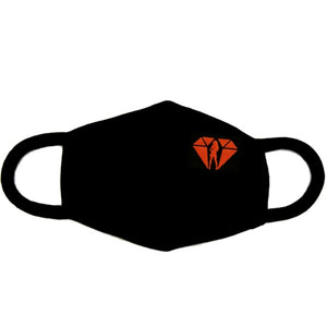 MEIRLIN LOGO COTTON MOUTH MASK [UNISEX]