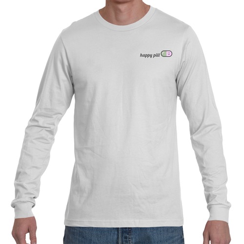 Classic Long Sleeved Logo Shirt