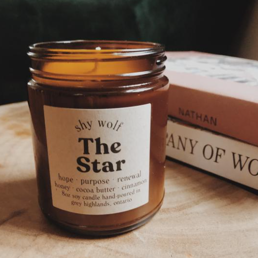 The Star - Soy Candle