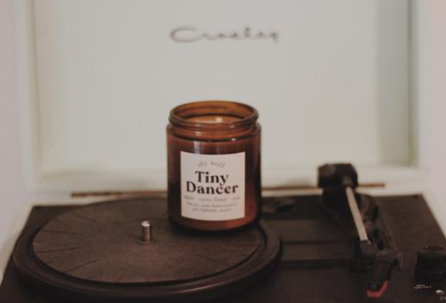 Tiny Dancer - Soy Candle