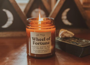 Wheel of Fortune - Soy Candle