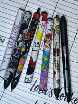 Fabric Cover Pen