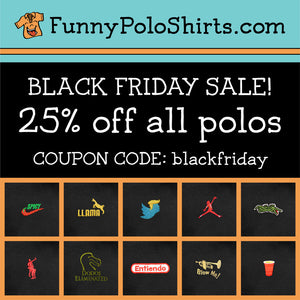 Black Friday Polo Sale!