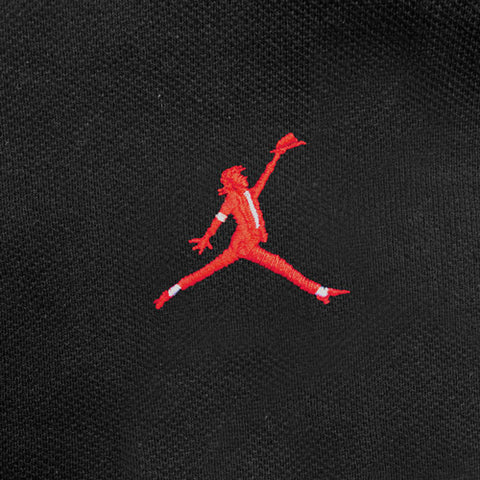 Air Jackson - Air Jordan Parody - Funny Polo Shirt - Zoomed