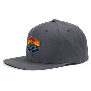 Stoup Grey Snapback