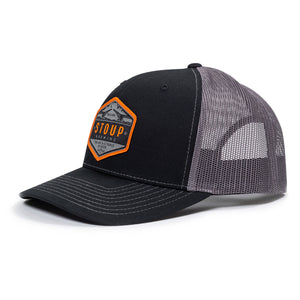 Stoup Black Trucker