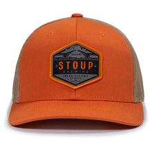 Stoup Orange Trucker