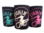 Fishin' Chic Drink Koozies