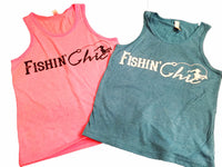 Fishin' Chic Youth Tanks