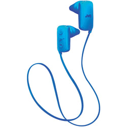 Jvc Gumy Bluetooth Earbuds (blue)