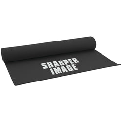 Sharper Image 10mm Foam Exercise Mat (black)