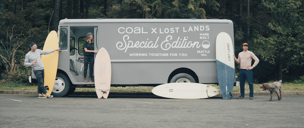 Coastal Collaboration  Field Testing the Coal x Lost Lands Collection – Coal  Headwear fba5309650f0