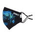 The Ergo Face Mask with Filter Pocket - POW Pack, Mountain